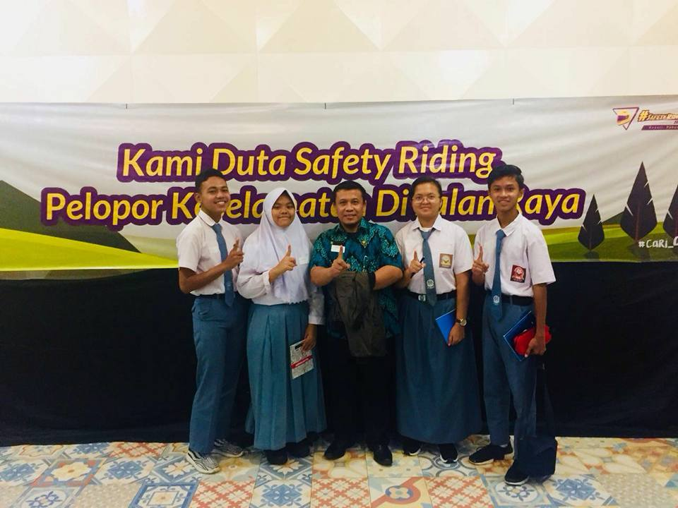 duta safety riding 2018